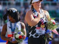 Canceled: Anthem-Protester Gwen Berry Fails to Medal at Olympics