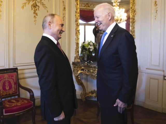 Pollak: What Biden Did to Ukraine Is Worse than What Trump Did
