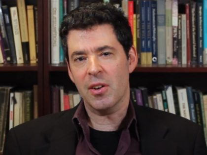 Yale Professor Jason Stanley. Screenshot via YouTube.