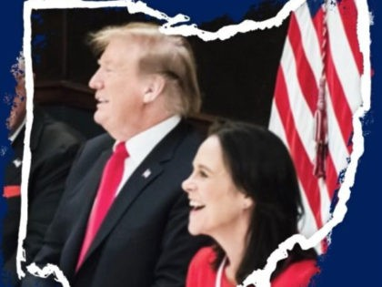 Exclusive — 'People Close to the President Are Not Happy': Trump Team Fuming as Ohio's Jane Timken Website Appears to Falsely Claim Endorsement