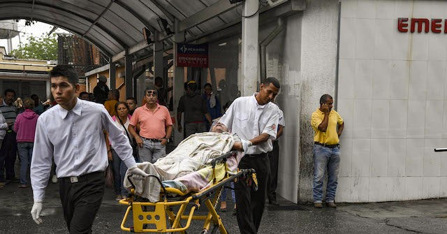 Venezuela: Doctors Say Socialist Regime's Coronavirus Statistics Are a Lie