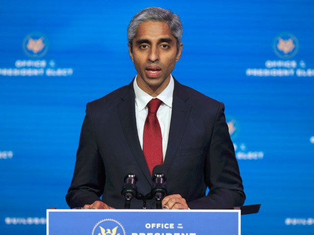 Surgeon General Murthy: Localities Reinstituting Mask Mandates 'to Protect the Vaccinated,' and Stop Transmission