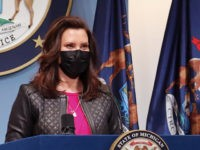 Emails: Gretchen Whitmer Admin Sought Police Enforcement of Coronavirus Mask Orders