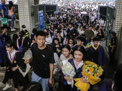 Wuhan Stages 11,000-Student Superspreader Graduation