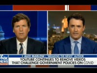 Marlow to Tucker: Big Tech and Media Cover-up of Covid Origins Is 'Really About Protecting Corporate Business Models in China'