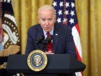 Joe Biden Shocks with 'Creepy' Whispering Press Conference