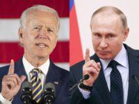 CBS Poll: Majority of Americans Demand Joe Biden Be Strong in Vladimir Putin Meeting
