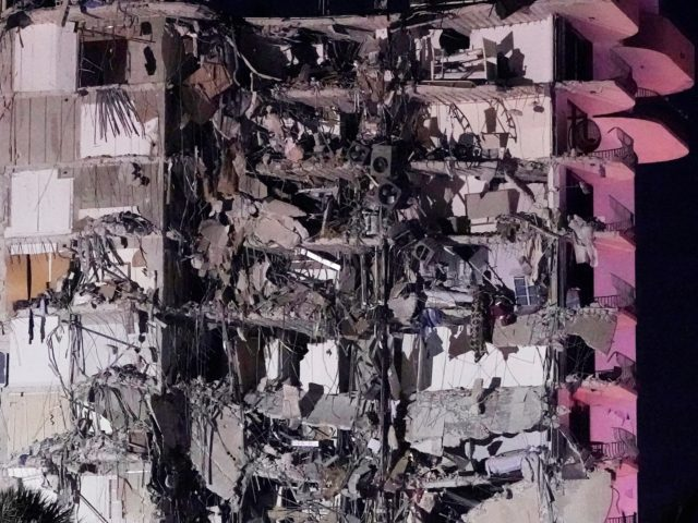 Miami Beach Apartment Building Collapse Sparks Massive Emergency Response