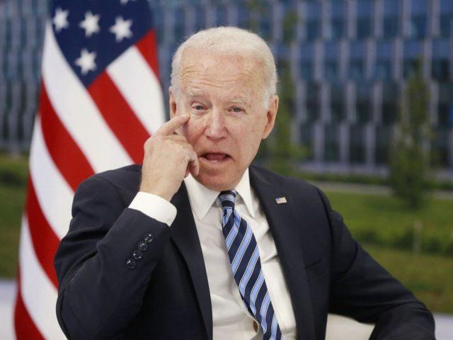 'Give Me a Break' — Joe Biden Defensive After Keeping Donald Trump E.U. Tariffs