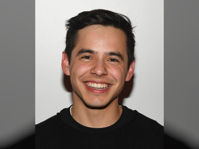 Singer David Archuleta attends the third annual Tyler Robinson Foundation gala benefiting families affected by pediatric cancer at Caesars Palace on September 30, 2016 in Las Vegas, Nevada. (Photo by Ethan Miller/Getty Images)