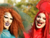 Nolte: A Drag Queen-Loving Military Can't Defend You. Go Buy an 'Assault' Rifle