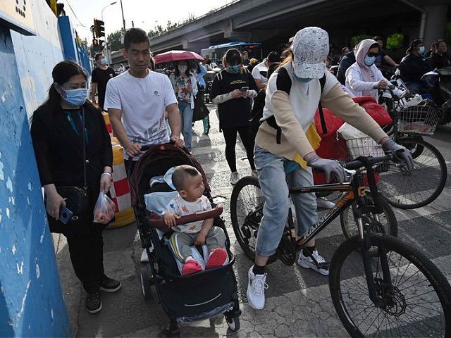 Report: China's Infertility Rate Rising Faster than Expected