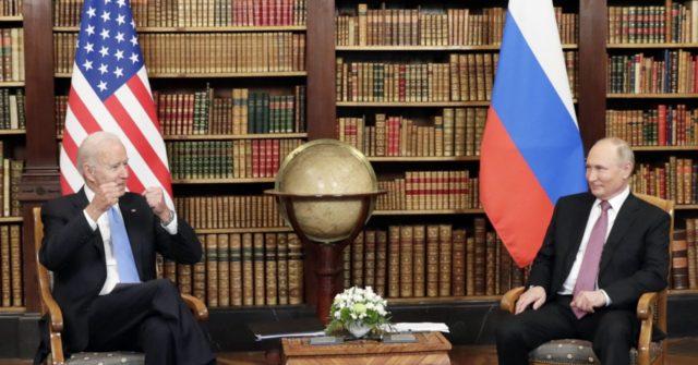 White House Scrambles to Walk Back Joe Biden Nod Indicating He Can Trust Vladimir Putin
