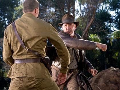 Harrison Ford Injures Shoulder During 'Indiana Jones 5' Fight Scene