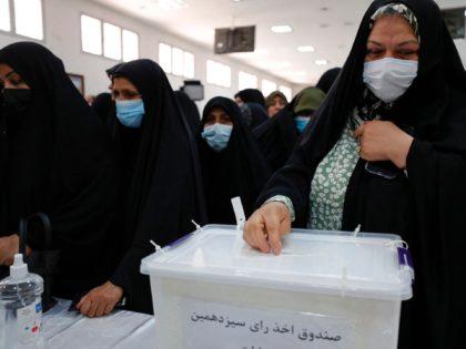 Iran Presidential Poll Tipped in Hard-Line, Anti-U.S. Muslim Cleric's Favor