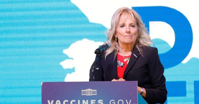 Jill Biden Scorns Low Vaccination Rate in Tennessee