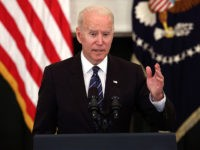 Joe Biden Vows Not to Sign Infrastructure Deal Without 'Tandem' Bill for More Taxes and 'Human Infrastructure'