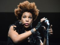 Grammy Winning Singer Macy Gray Trashes American Flag Again: It Represents 'Divisiveness and Hate'