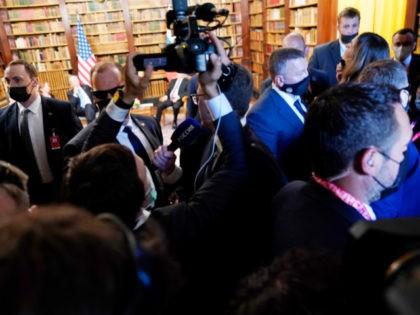 Hayward: Swooning U.S. Media Fail to Mask Biden-Putin Summit Disaster