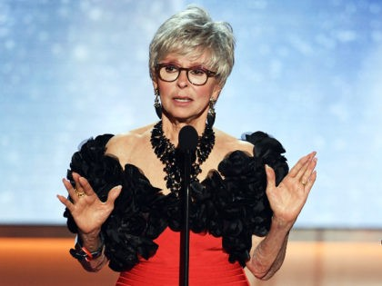 Nolte: Rita Moreno Grovels to Woke Mob After Defending 'In the Heights' Casting