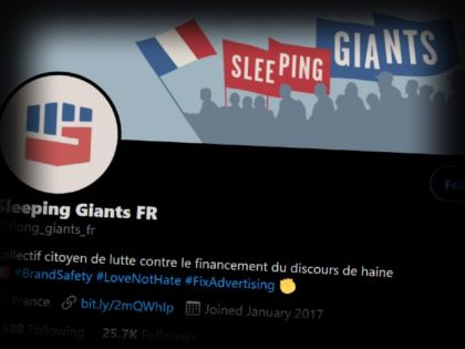 French Conservative Magazine Takes Legal Action Against Sleeping Giants Activist Group