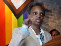 Nearly 40 Shot Friday into Sunday Morning Across Lori Lightfoot's Chicago