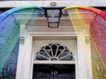 Downing Street LGBT Pride Celebration