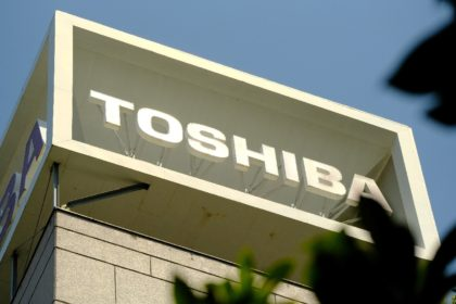 Toshiba's board is now composed of mostly external directors
