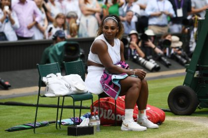 Tennis legend Serena Williams will try to finally equal Margaret Court's record Grand Slam singles titles tally of 24 in going one better than when she was the losing finalist at Wimbledon in 2019