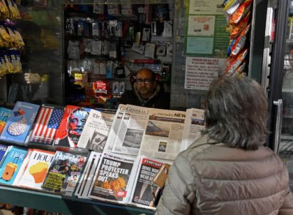 The 10th edition of the report on digital news found that confidence in news reporting had risen six points to 44 percent since the start of the crisis