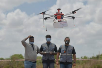 Greater use of drones could be a game-changer for medical services in the South Asian nation's hard-to-reach rural areas where health care is limited and roads often poor