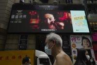 Hong Kong to censor films 'endangering national security'