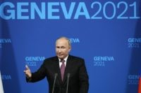 AP FACT CHECK: Putin's errant claims on cyberattacks, Jan. 6