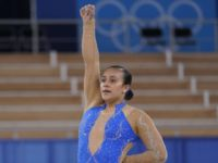 Costa Rican Gymnast Includes BLM 'Tribute' in Tokyo Floor Routine
