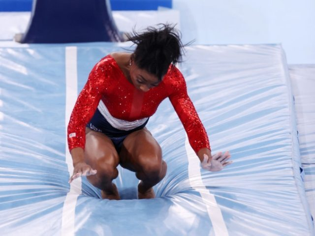 Simone Biles' Olympic Retreat Leaves Sponsors in the Lurch