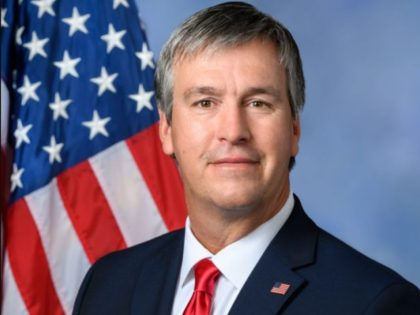 Rep. Barry Moore (R-AL). (barrymoore.house.gov)