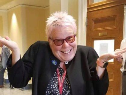 Maine State Rep. Charlotte Warren/Facebook