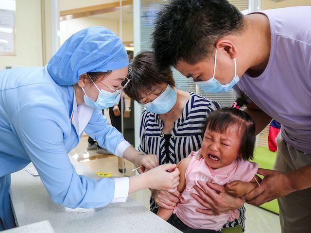 Coronavirus: China Starts Vaccinating 3-Year-Olds