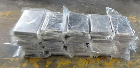 Cocaine Seized by U.S. Customs and Border Protection.