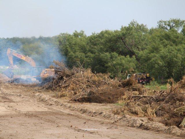 New Border Wall Construction Begins near West Texas Town