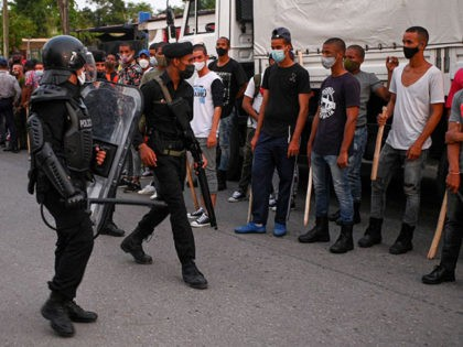 Cuba: Communists Display Weapons for 'People's War' on Dissidents