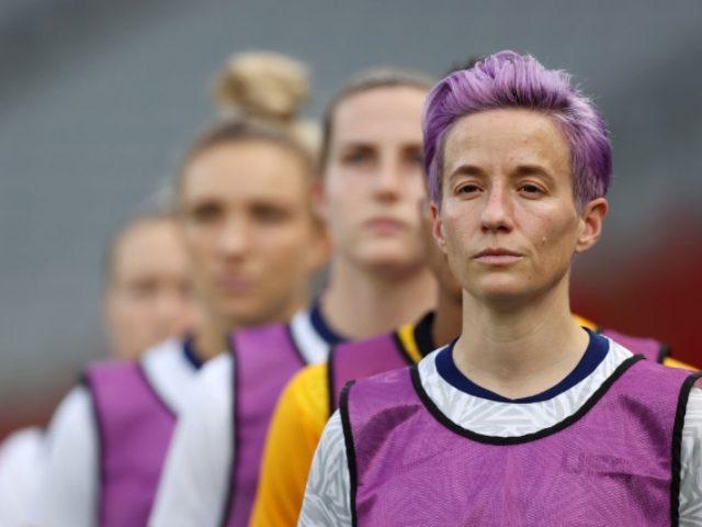 'Disgraceful & Ungrateful': U.S. Women's Soccer Team Blasted for Woke Protests