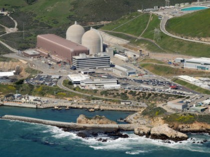 Aerial view of the Diablo Canyon Nuclear Power Plant which sits on the edge of the Pacific Ocean at Avila Beach in San Luis Obispo County, California on March 17, 2011. Some of America's nuclear power plants loom near big city populations, or perch perilously close to earthquake fault lines. …