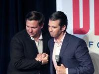 Poll: TrumpJr., Ron DeSantis Highest Favorability Rating Among Republican Voters