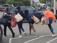 Women Flee with Bags Full of Stolen CVS Merchandise in San Francisco