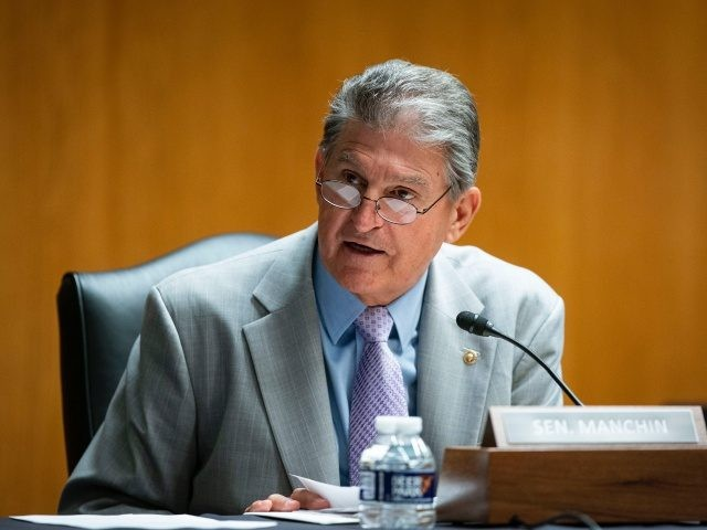 Report: Joe Manchin Pushes for 'Strategic Pause' for $3.5 Trillion Infrastructure Bill Until Next Year