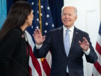 Interior Secretary Deb Haaland Pawns Off Ecoterrorist Nominee on Biden: 'I Didn't Nominate Her'