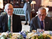 Senate Works Weekend to Pass 'Politically Irresponsible' Infrastructure Deal