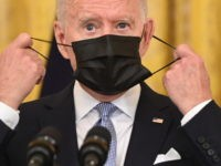 Nolte: Daily Number of Vaccinations Down After Biden Announces Mandates