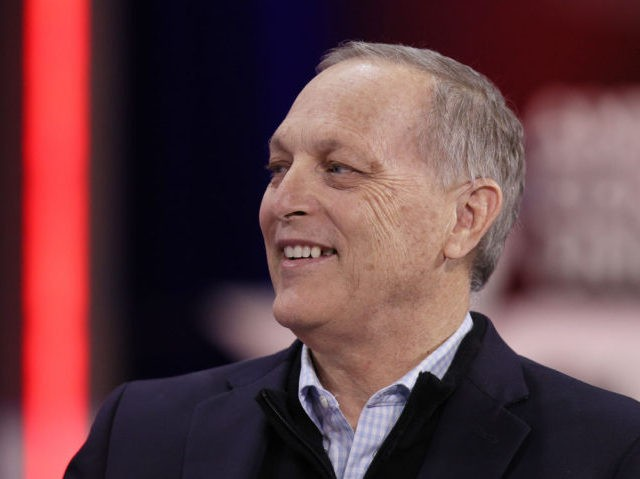 ORLANDO, FLORIDA - FEBRUARY 27: Rep. Andy Biggs (R-AZ) participates in a discussion on the Right to Bear Arms during the Conservative Political Action Conference held in the Hyatt Regency on February 27, 2021 in Orlando, Florida. Begun in 1974, CPAC brings together conservative organizations, activists, and world leaders to …